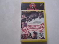KILL BABY KILL Mario Bava japanese horror movie VHS japan Bloody Splatter occult