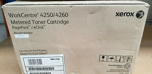 Genuine Xerox 106R01548 Toner for WorkCentre 4250 4260 New Never Used See Photo