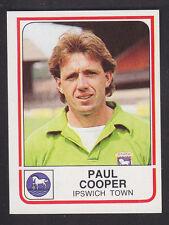 Panini Fútbol 84 - # 88 Paul Cooper-Ipswich