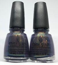 China Glaze Nail Polish Choo Choo Choose You 1321 Multi Color Chrome Shimmer