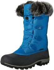 Kamik Women's Momentum Synthetic Rubber Sole Snow Boots