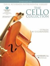 The G. Schirmer Instrumental Library: The Cello Collection -
