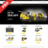 POWER TOOLS Dropshipping Website Earn £50 PER SALE | FREE MARKETING + DOMAIN