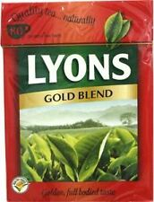 LYONS TEABAGS GOLD 12x80'S