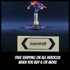 DC Heroclix Icons Superman 047 Experienced