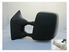 Replacement Door Mirror for 06-13 Nissan Titan (Driver Side) NI1320205