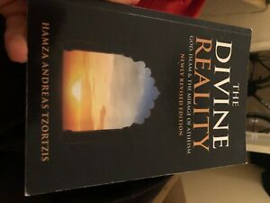 The Divine Reality: God Islam and T by Hamza Andreas Tzortzis New Paperback Book