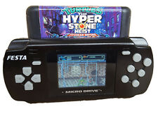 Sega Genesis (MegaDrive) Portable Game Player + 19 games Sega Micro Drive Festa