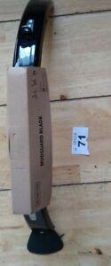 New Brompton Black Rear Mudguard blade + flap L version Without Rack s2l m3l m6l