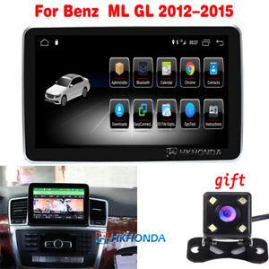 "Car GPS Radio Navigation BT for Mercedes Benz ML GL 2012-2015 9"" Android 10 Nav"