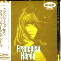 FRANCOISE HARDY-S/T-JAPAN MINI LP CD BONUS TRACK C94