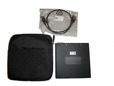 OEM Genuine Dell External DVD-RW Optical Drive with Cable + Case N820P