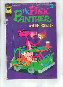 THE PINK PANTHER AND THE INSPECTOR No 13