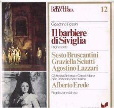I Gioielli Della Lirica N 12, Rossini: il Barbiere di Siviglia / Bruscantini