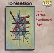 ~COVER ART MISSING~ Ligeti, Penderecki, Varese CD Ionisation