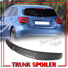 Painted FRP Mercedes-Benz A-Class W176 Rear Roof Lip Spoiler Wing 5DR Hatchback*