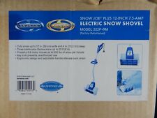 "SNOW JOE PLUS 12"" ELECTRIC SNOW SHOVEL MODEL 322P-RM"