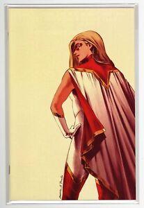 Captain Marvel #8 - Nunez Carnero Virgin Variant 1st App Star - Marvel Comics