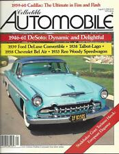 Collectible Automobile Magazine Month Year Vol 5 - No 2