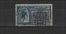 U.S.A.  États-Unis 1884-94 messager exprès timbre oblitéré /T1966