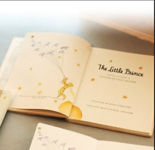 The Little Prince by Antoine de Saint-Exupéry & Katherine Woods HARDCOVER VG!