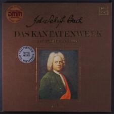 """NIKOLAUS HARNONCOURT: bach: complete cantatas, vol. 31 TELEFUNKEN 12"""" LP"""
