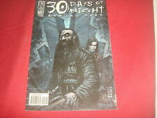 30 DAYS OF NIGHT ANNUAL #1 Niles Templesmith IDW Comics FN 2005