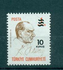 PERSONALITA' - PERSONALITIES TURKEY 1977 Ataturk Common Stamp