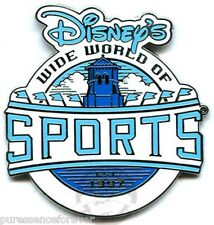 WDW Disney's Wide World of Sports Complex: Logo Pin