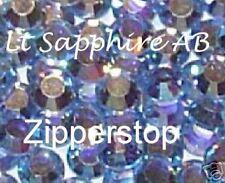 1,440 Swarovski HOT FIX  Crystals ~20ss~ Lt Sapphire AB