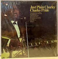 Just Plain Charley Pride Charley Pride RCA LSP-4290 Vinyl LP 1970 Album VGUC