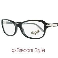 Persol Black Eyeglass Frames   eBay e2f55ad7828f
