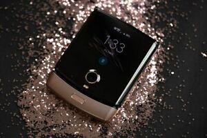 Motorola RAZR - 128GB - Blush Gold (Verizon)