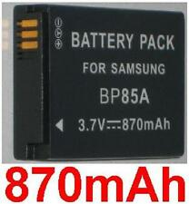 Batería 870mAh tipo BP85A EA-BP85A EA-BP85A/E Para Samsung PL210