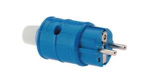 Bals Schukostecker High End 4mm² blau, grau schwarz NEU Monsterschuko 7306 7302