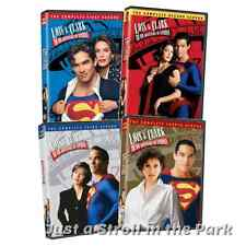 Lois & Clark The New Adventures of Superman Complete Series DVD Seasons 1 2 3 4