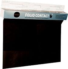 FOLIO CONTACT Blackboard haftet elektrostatisch für Keide und Kreide-Marker