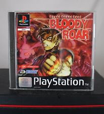 Bloody Roar (Sony PlayStation 1/PS1/ PS One, 1998), sehr gut