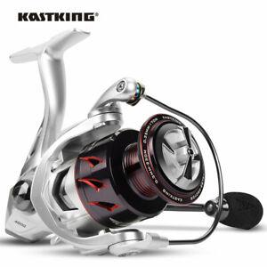 KastKing Spartacus II Spinning Fishing Reel 22LBs Max Drag -7+1 Stainless BB HOT