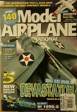 Model Airplane Int'l UK Over 140 New Products  #113 Dec 2014 FREE SHIPPING