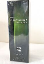 Givenchy Very Irresistible for Men edt spray 100 ml vintage