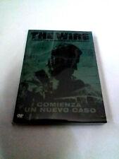 """DVD """"THE WIRE 2 SEGUNDA TEMPORADA COMPLETA"""" DAVID SIMON"""