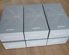 (Unlocked) NEW Sony Xperia XZ2 Compact H8324 Dual Sim 4GB RAM 64GB Silver
