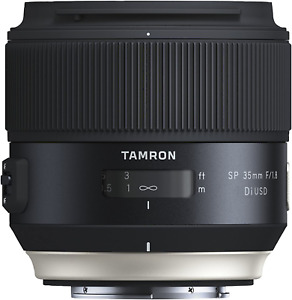 Tamron 35mm F1.8 SP Di USD - Sony A Mount