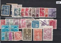 mixed europe stamps ref 16687
