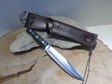PUMA TUCSON Bowie modello COLTELLO DA CACCIA HUNTING KNIFE Solingen interamente a mano n. 126396