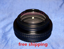 M65x1mm Screw to Pentax 645N 645D Camera Focusing Helicoid Adapter 27~42mm