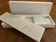 Apple Magic 2 Keyboard with Number Pad and Mouse