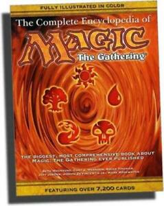 WOTC MTG Player's Guides Complete Encyclopedia of Magic the Gathering Fair