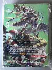 FUTURE CARD BUDDYFIGHT GARGANTUA JIRAIYA DRAGON KATANA WORLD DECK S-SS02
